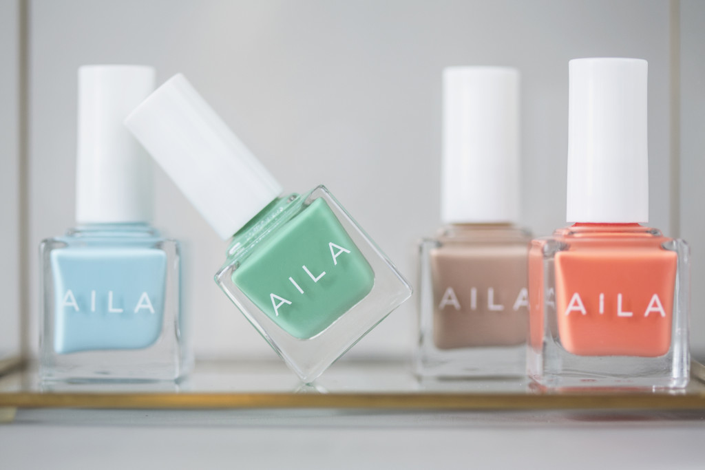 Dr. Cary Gannon Shares The #OMG Moment That Prompted Her To Create AILA Cosmetics 5-Free Nail Polish