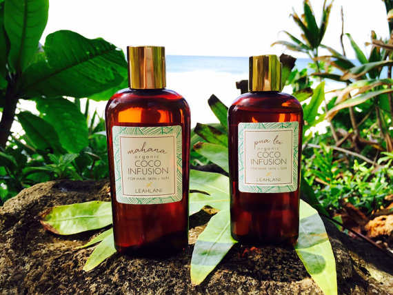 Behind the Brand: Leah of Leahlani Skincare Talks About Her Own Skin Struggles and Creating a Green Beauty Brand With a Whole Lot of Aloha