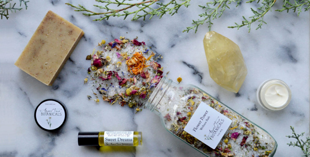 Behind the Brand: Jessica Ress of Angel Face Botanicals
