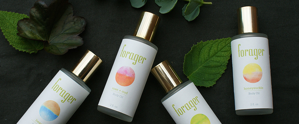 Behind the Brand: Casey Coyle of Forager Botanicals