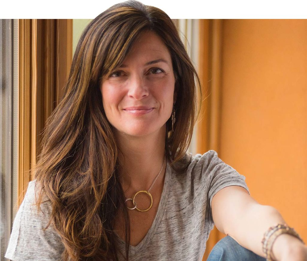 Behind the Brand: Chatting with Dr. Sarah Villafranco of Osmia Organics