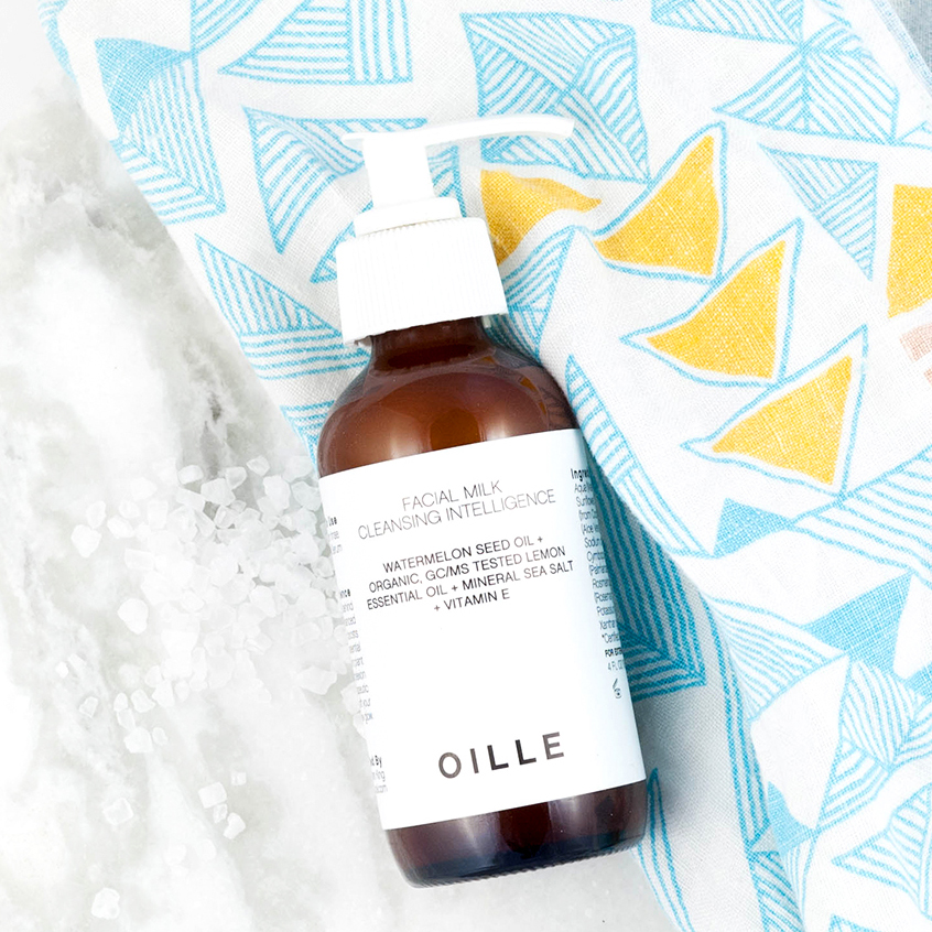 OILLE-Cleansing Milk