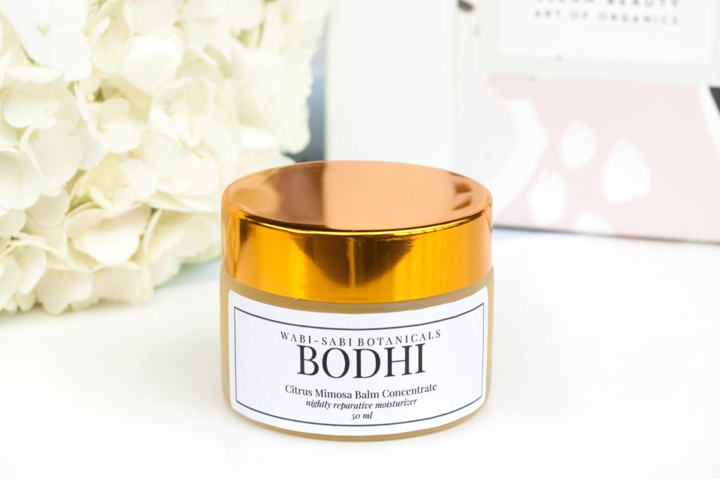 BODHI Citrus Mimosa Balm Tips + Tricks