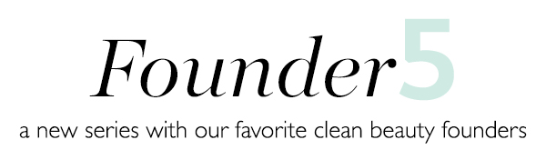Founder 5 with Ashley Prange of Au Naturale