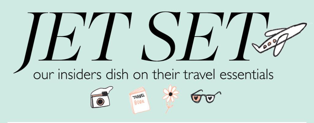 Nihao New York shares her travel essentials