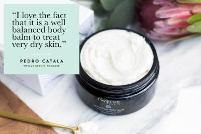 Tips + Tricks TWELVE Beauty Rewarding Body Balm