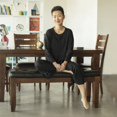 Founder 5 with Laura Xiao of Henné Organics