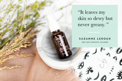 Tips + Tricks  – One Love Organics Vitamin C Moisturizing Facial Serum